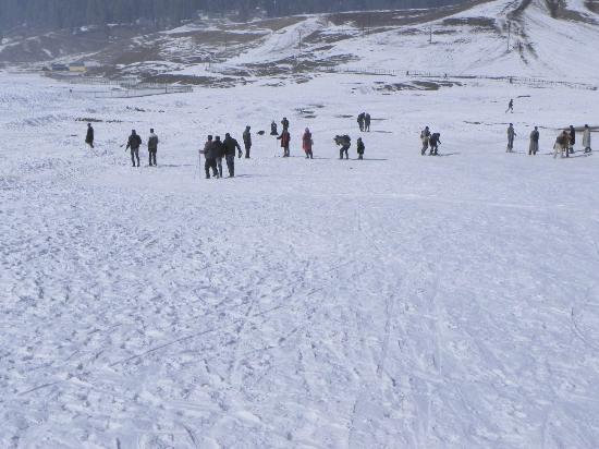 Baisaran: snow