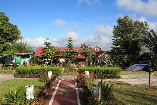 Casa de Carlo: Garden