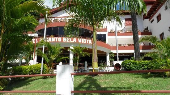 Hotel Recanto Bela Vista: Front of the hotel