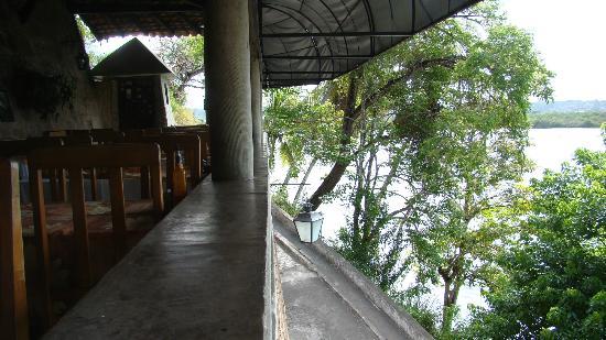 Forte da Rocheira: Nice place and a beautiful view of Sao Francisco river