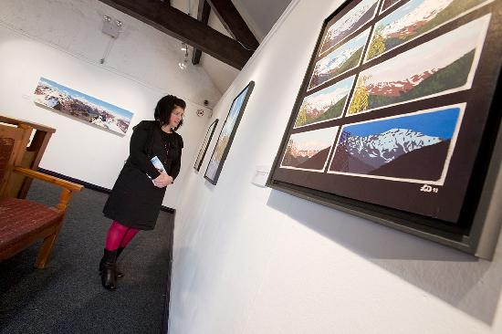 Brewery Arts Centre: Browse around the building and our free art exhibitions