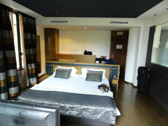 Room picture of wilson boutique hotel barcelona for Best boutique hotels barcelona