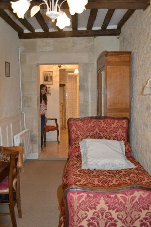 Hotel Tardif Noble Guesthouse: The single bedroom