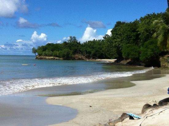 St. James's Club Morgan Bay: Beach