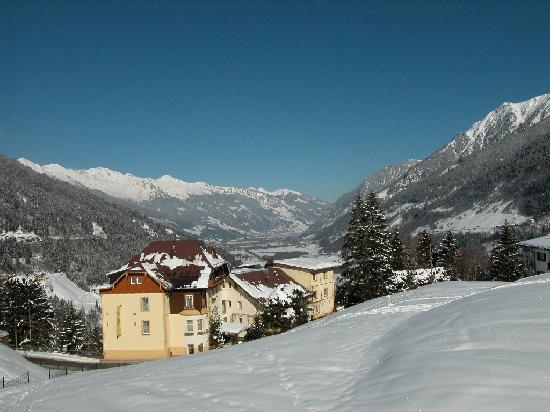 Hotel Alpenblick: Winter