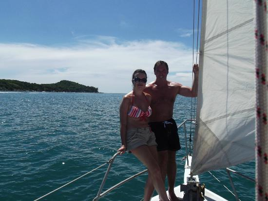 SweetDreamers Charters - Private Day Trips: me and the missus