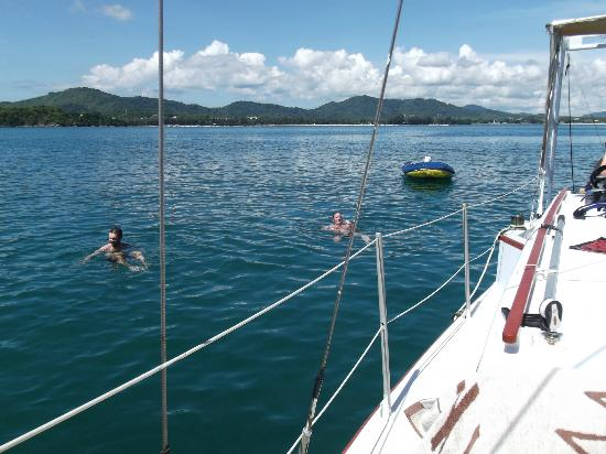 SweetDreamers Charters - Private Day Trips: Swimming with Herve