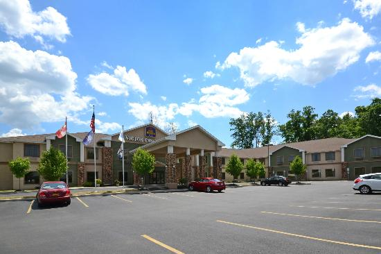 BEST WESTERN PLUS Victor Inn & Suites