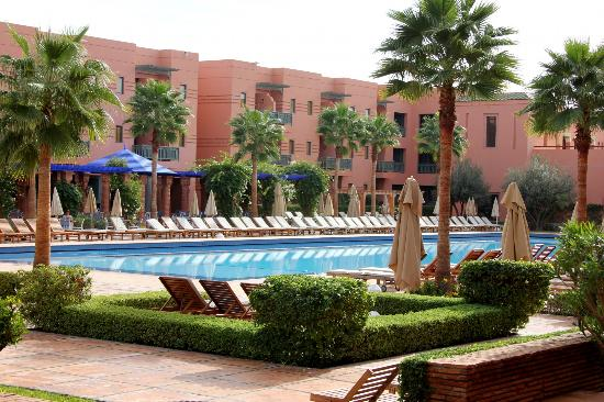 hotel les jardins de l 39 agdal marrakech maroc voir 619 avis. Black Bedroom Furniture Sets. Home Design Ideas