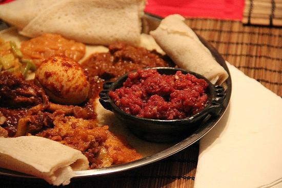 Ketfò Ethiopian Restaurant