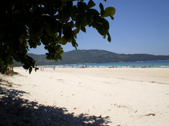 Lopes Mendes Beach: playa de lopez mendes - ilha grande - Brazil
