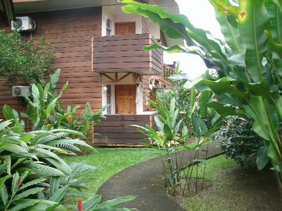 Eco Arenal Hotel: Las habitaciones