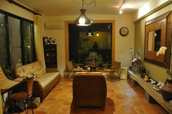 Echo villa: Living Room