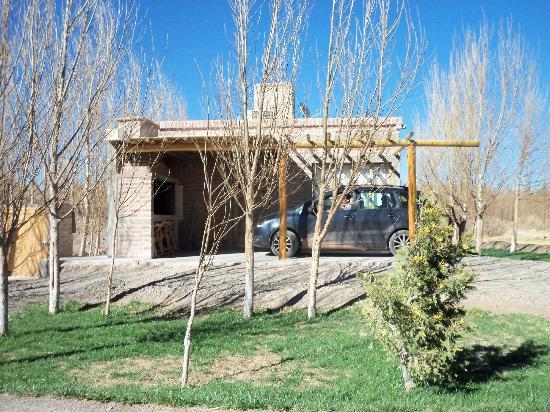 Rodeo, Argentina: cabaña