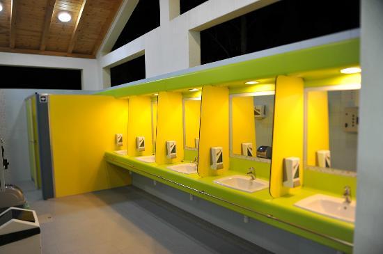 Sanitary facilities