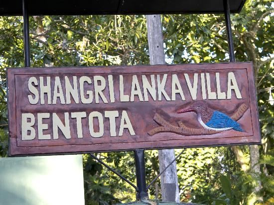 Shangri-Lanka Villa: Villa