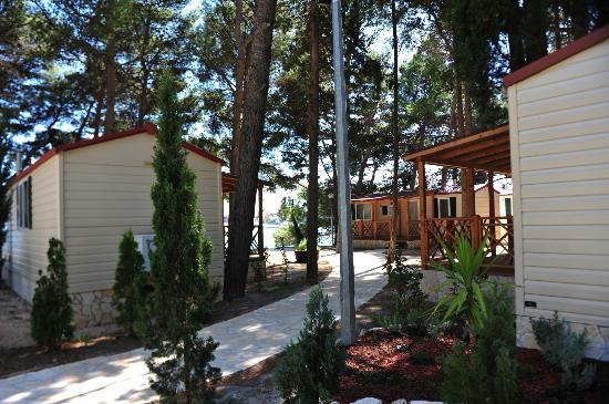 Camping Stobrec: Mobile homes