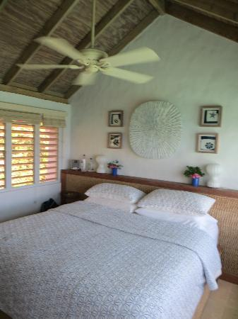 Frenchmans: bedroom of Star Fruit villa
