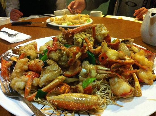 Mr. Chan: Lobsters
