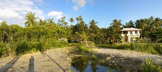 Shangri-Lanka Villa: Rear Grounds 