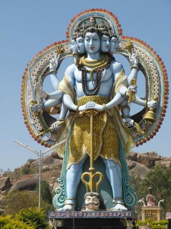 Nalgonda, India: Mahadev Ki Jai ho