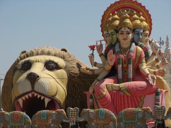 Nalgonda, Ινδία: Gayatri Ma