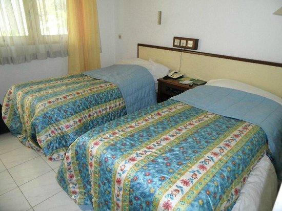 Hotel Brongto: de kamer