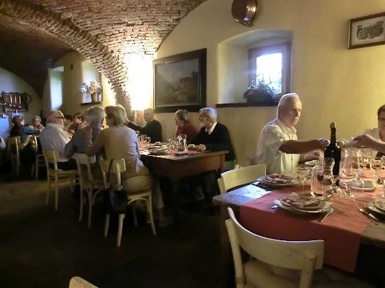 Maison Rosset: Restaurant