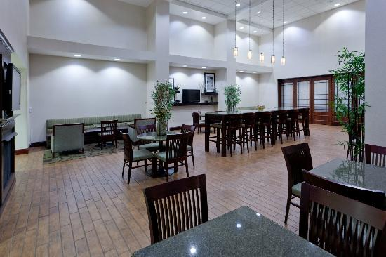 Hampton Inn & Suites Syracuse Erie Blvd/I-690: Lobby