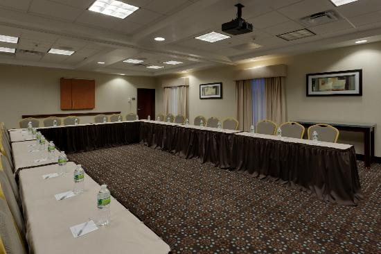 Hampton Inn & Suites Syracuse Erie Blvd/I-690: Meeting Space
