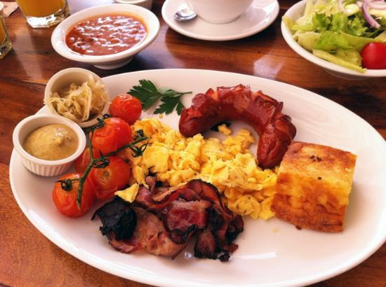 Benedict: Американский завтрак
