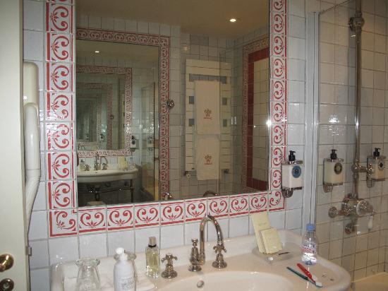 Cazaudehore et La Forestiere : miroirs