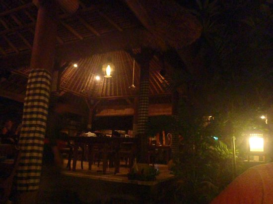 Bumbu Bali: more restaurant