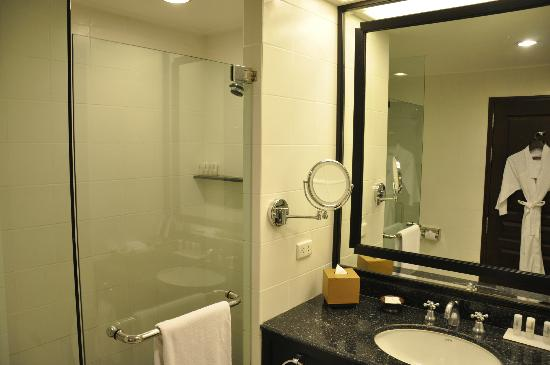 Plaza Athenee Bangkok, A Royal Meridien Hotel: Bathroom