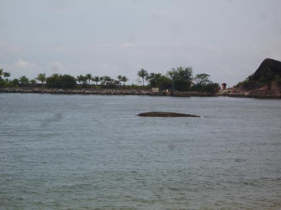 Club Med Rio Das Pedras: Desde la playa del hotel