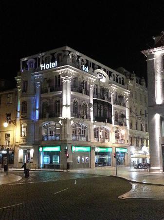 Internacional Design Hotel: Vista Hotel