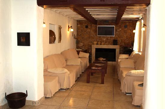 Finca del Olmo Resort: SALON RECEPCION