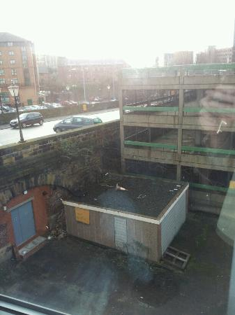 Holiday Inn Express Sheffield City Centre: Beautiful view from our room