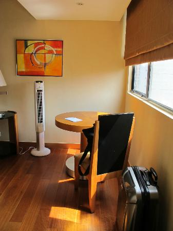 CHI Residences 314: Room came with a fan and an air purifier too