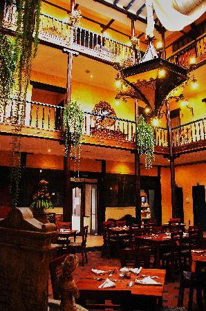 Hotel Los Balcones: restaurante