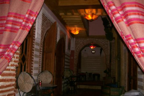 Riad Venezia : Beautiful downstairs hallway