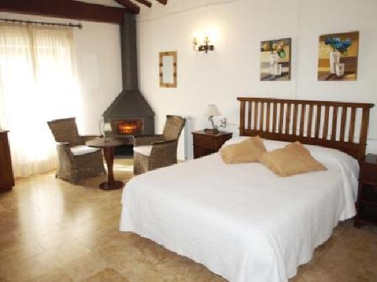 Finca del Olmo Resort: HABITACION SUITE