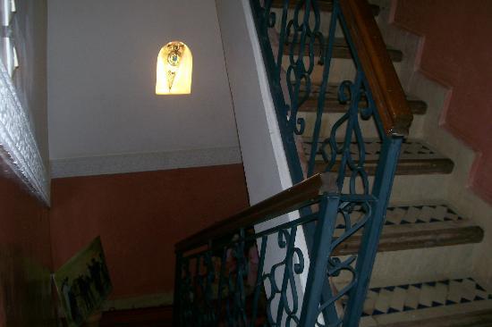 Riad Venezia : Stairs
