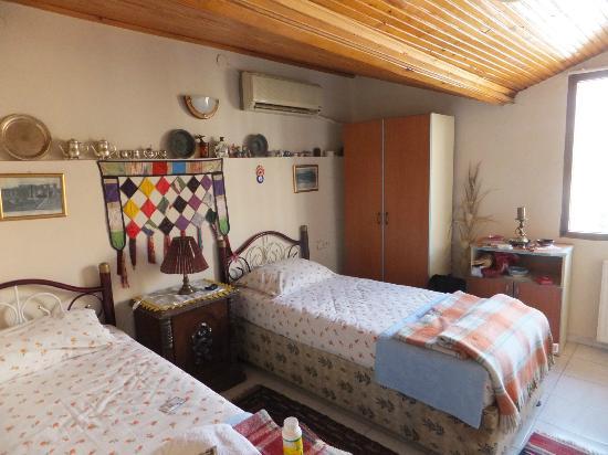 Efes Antik Hotel : 部屋