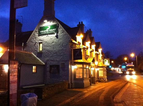 White Hart Pub With Kitchen Northampton
