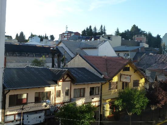 Ayres del Nahuel: La calle