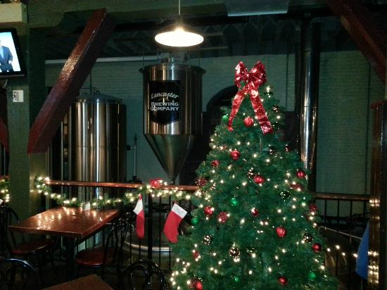 Lancaster Brewing Company: It's that time of the year!