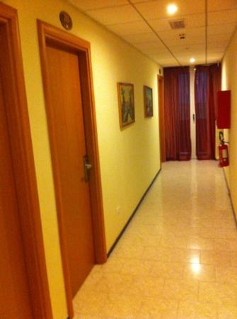 Hotel Okinawa: corridoio