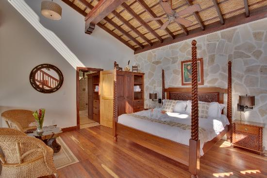 Belize Tree Houses: The Bedroom