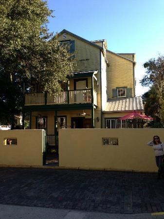Agustin Inn, St Augustine FL